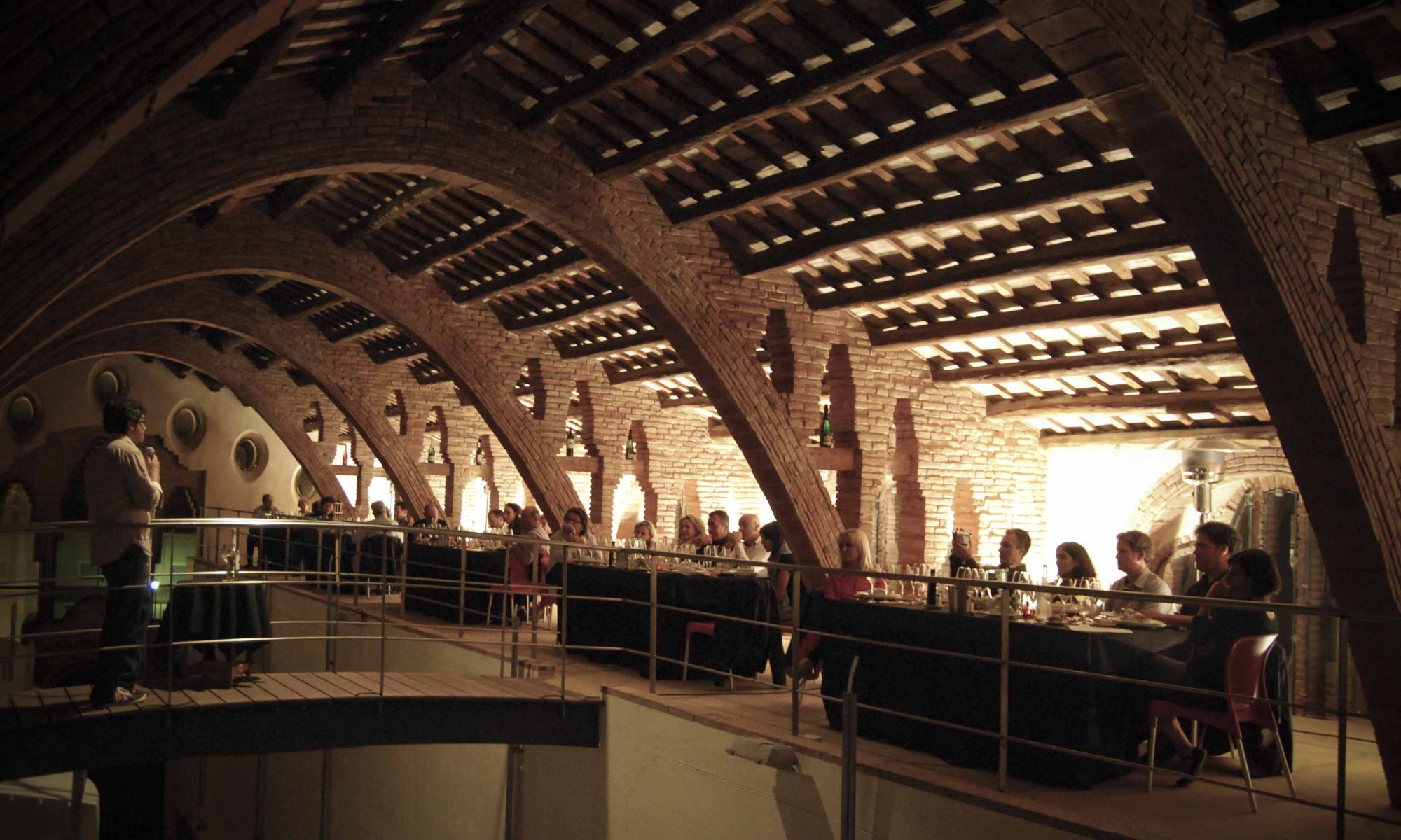La catedral de Vino